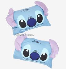 Disney Lilo & Stitch Experiment 626 3D Ears Super Soft 2 Pack Pillowcase Set NIP