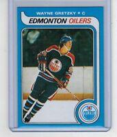 1979-80 O-Pee-Chee Wayne Gretzky Rookie Reprint Card Nrmt to Mint