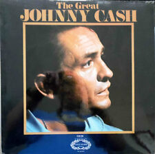 """The Great Johnny Cash 12"""" LP"""