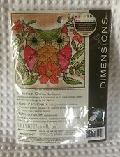 NEW Dimensions Whimsical Owl Needlepoint Kit #71-07241