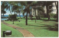 Kanai a Nalu Vacation Condominium Resort Maalaea, Maui, Hawaii Vintage Postcard