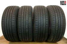 Set of 4 Full Tread Hankook Kinergy GT 225/60/R17 225 60 17 Tire - Driven Once