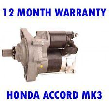 Honda Accord MK3 Mk III 2.0 1985 1986 1987 1988-1989 Motor de Arranque Rmfd