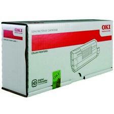 44318606 OKI Laser Toner Cartridge Page Life 11000pp Magenta