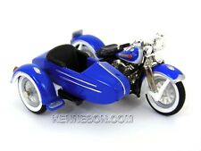 Harley-Davidson 1948 Panhead with Sidecar Hot Wheels Motorcycle