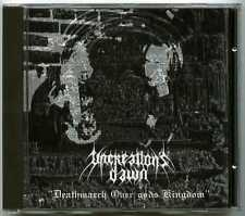 CD metal UNCREATION'S DAWN : Deathmarch other gods kingdom / Nothern Heritage