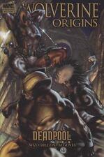 Wolverine Origins Volume 5 Deadpool by Daniel Way Hardcover/HC Sealed New