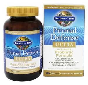 Garden of Life - Primal Defense Ultra Ultimate Probiotic Formula 15 Billion CFU