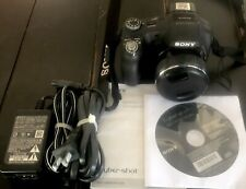 SONY HX100V 16.8mp 30X Zoom Camera, Charger, 4GB Memory, CD, Manual. Great Cond!