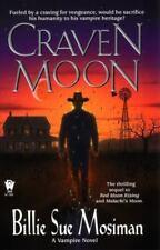 Craven Moon by Billie Sue Mosiman PB new