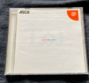 L.O.L. (Sega Dreamcast, 2000) Japanese System Only — Complete In Box