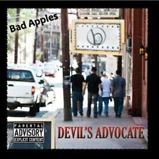 Bad Apples  Devil's Advocate [New CD] SEALED PARENTAL ADVISORY EXPLICIT CONTENT
