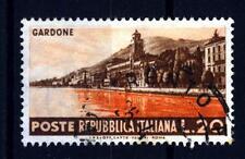 ITALY - ITALIA  REP. - 1953 - Propaganda turistica - 20 L. - Riviera di Gardone