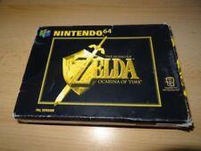 Videogiochi manuali inclusi serie The Legend of Zelda nintendo 64