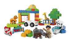 Lego Duplo Zoo Set 6136 My First Zoo 2011 Bricks Blocks.
