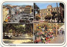 BR31706 Vues generales du centre ville Cannes france
