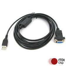 Kenwood USB FTDI Programming Cable TS-870S TS-B2000 Yaesu FT-1000MP FT-2000