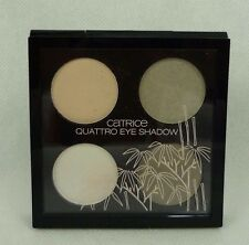 Catrice Quattro Eyeshadow C01 Ease and Comfort Limited Edition Zensibility