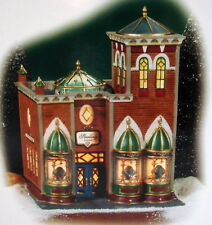 Dept 56 Christmas In The City Sterling Jewelers 56.58926 Mint
