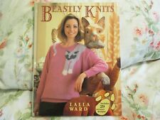 Lot of 4 Knitting Books- Beastly Knits, Designer Knits, Knitting by Design, Etc.