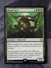 Regal Force FOIL Eternal Masters NM Green Rare MAGIC GATHERING CARD ABUGames
