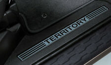 Carbon Sports Scuff Plates FORd TERRITORY SX SY SZ GENUINE FORD PART