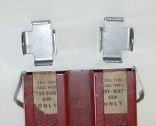 Pulver Coin-Op Vending Gum Despensing Machine Column Weights