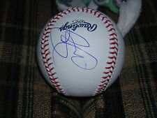 Mick Foley SIGNED IN PERSON OML BASEBALL