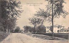 c.1910 Home South Sea Cliff LI NY post card