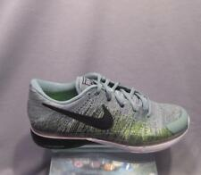 Nike Zoom Vapor Flyknit 885725 size 12 Cannon Black Electric Green RARE