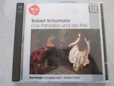 Schumann: Das Paradies und die Peri - Kuhn, Sweet, Kaufmann, Schmiege - 2 CD s