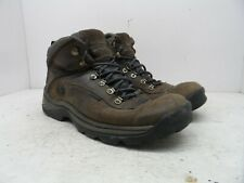 Timberland MEN'S WHITE LEDGE MID WATERPROOF HIKING BOOTS 12135 Brown 9M