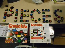 Qwirkle/Quirkle Game Replacement Tile/Piece/Block (1 Tile) Any Color Any Shape