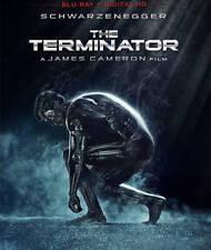 The Terminator (Blu-ray Disc, 2015) Has Ultraviolet code