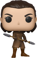 Game of Thrones - Arya Stark with Two-Headed Spear Funko Pop Vinyl New in Box