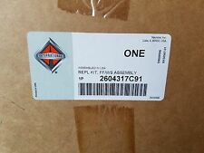 International Fuel Filter Water Separator Assembly Kit 2604317C91
