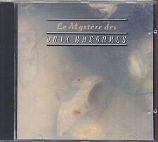 LE MYSTERE DES VOIX BULGARES -  Omonimo - CD 1986 COME NUOVO