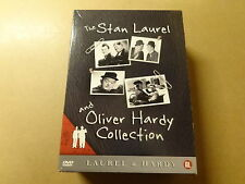 4 DVD BOX / THE STAN LAUREL & OLIVER HARDY COLLECTION