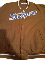 Newark DODGERS Negro league J C Freeman & Son Jacket Size 3X NWT (Worn Twice)