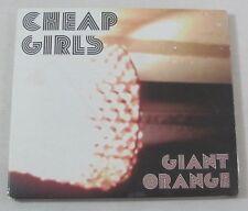 Cheap Girls - Giant Orange [Digipak] (CD, 2012, Rise Records)