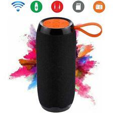 Portable USB Wireless Bluetooth Speaker Stereo Bass Waterproof AM/FM Radio HiFi
