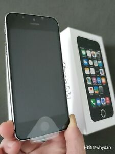 Original Apple iPhone 5s 64GB Gray Silver (Unlocked)IOS12 sealed smartphone