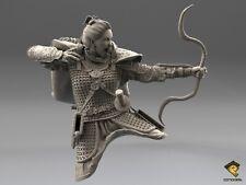 RP Models Kuthulun Female Warrior Unpainted 1/10th Bust kit