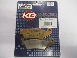 NISSIN KG POWER SPORTS Brake Pads KGN-2010 05-18 Suzuki RMZ250 RMZ450