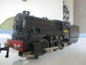 Trix twin Railway LMS tender loco oo gauge 3 rail AC runner but needs attention