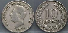 El Salvador - 10 centavos 1968