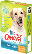 Treat Omega Neo Healthy joints for dogs, 90 tabl Glucosamin Omega-3 Collagen