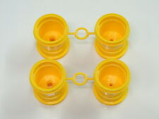 NEW TAMIYA LUNCH BOX  Wheels Set MIDNIGHT PUMPKIN TLB