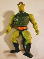 Vintage Whiplash Action Figure He-man Masters Of The Universe MOTU