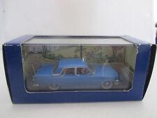 En Voiture Tintin Le Taxi bleu de l'île Noire Ford Zephyr MK III années 60